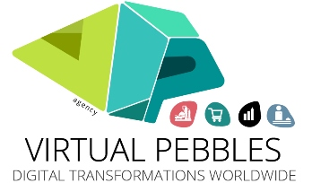 Virtual Pebbles Logo