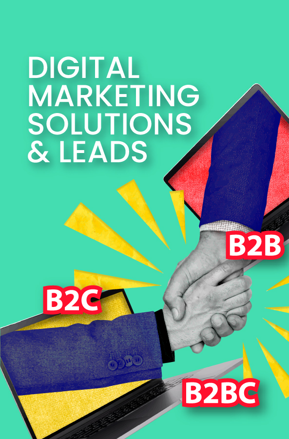digital marketing solutions and leads